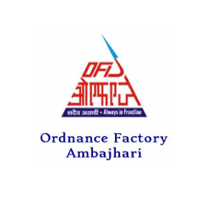 Ordnance Factory. Ambajhari