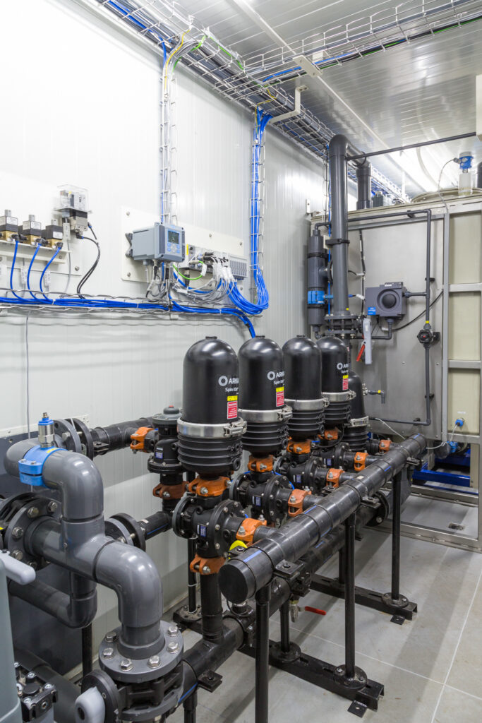 Containerized Ultrafiltration System-10