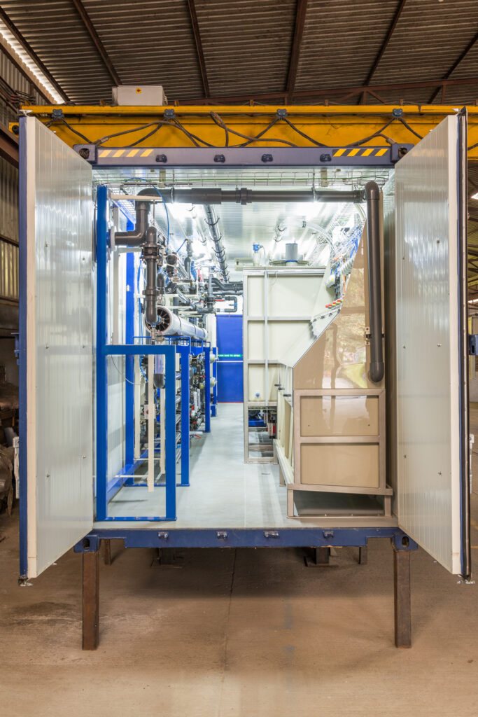 Containerized Ultrafiltration System-14