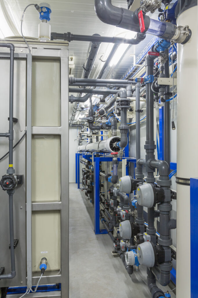 Containerized Ultrafiltration System-2