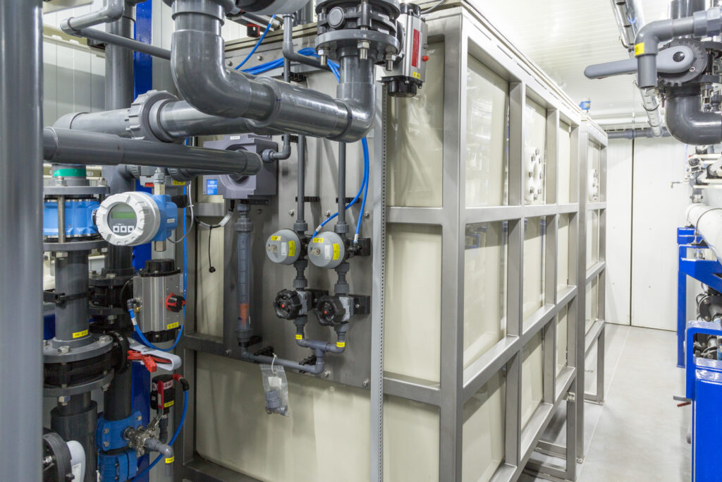 Containerized Ultrafiltration System-9